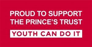 A Cones Princes Trust